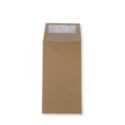 LABELS enveloppen kraft 8,5 x 15,6 cm