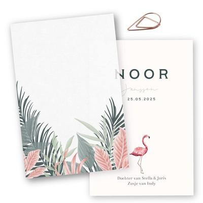Geboortekaartje-label-kalk-jungle-noor